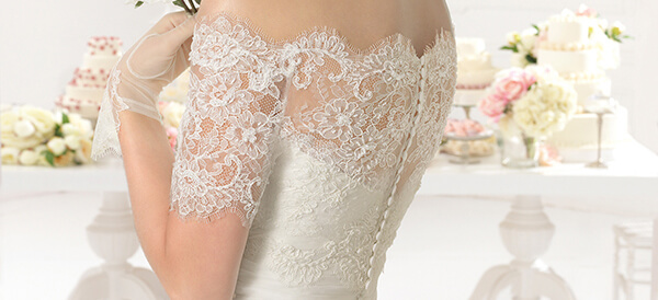 Кружевные свадебные  купить в украине
