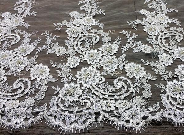 cdb5910ace55853 Свадебные шантильи гипюр кружево оптом купить Украина